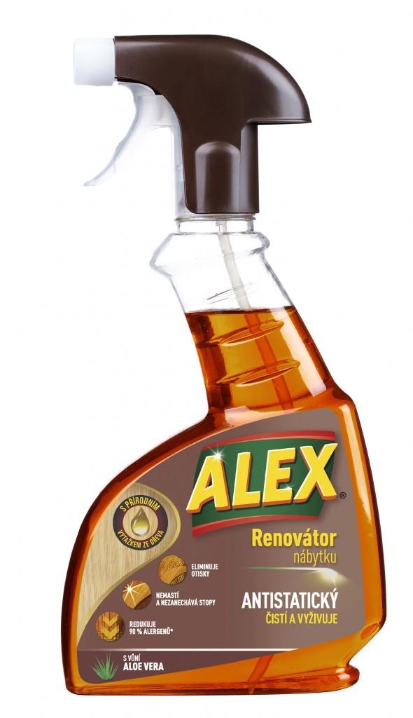 Alex - Renovátor nábytku s vůní aloe vera