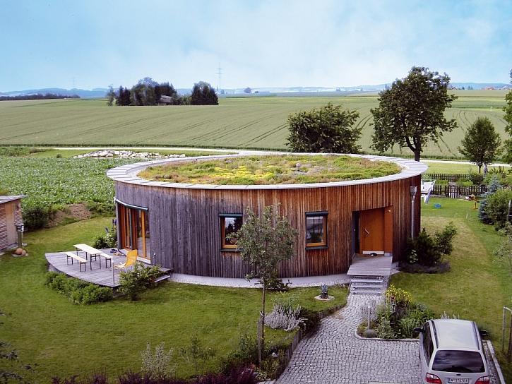 Mít zelenou střechu? Rozhodně ano!