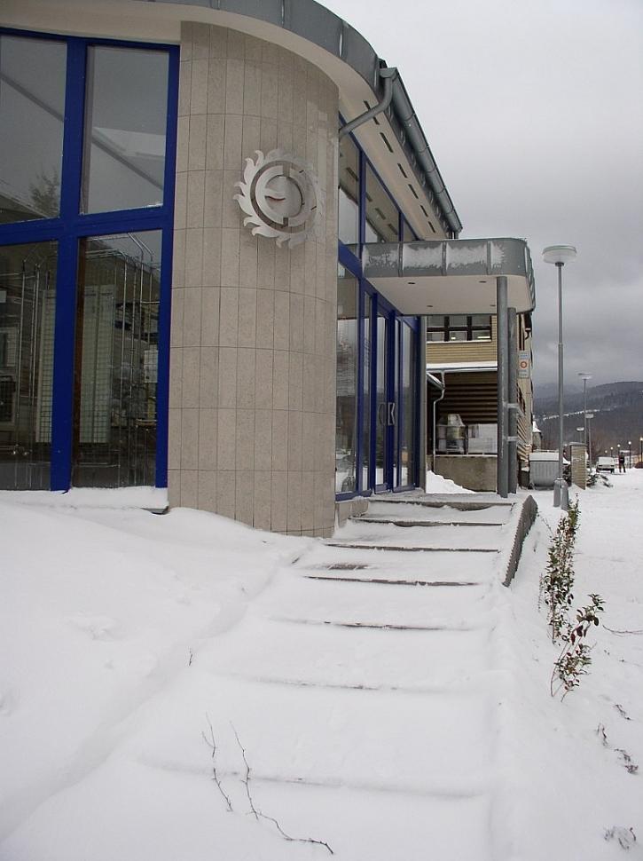 Ochrana proti sněhu a námraze - vypnuto
