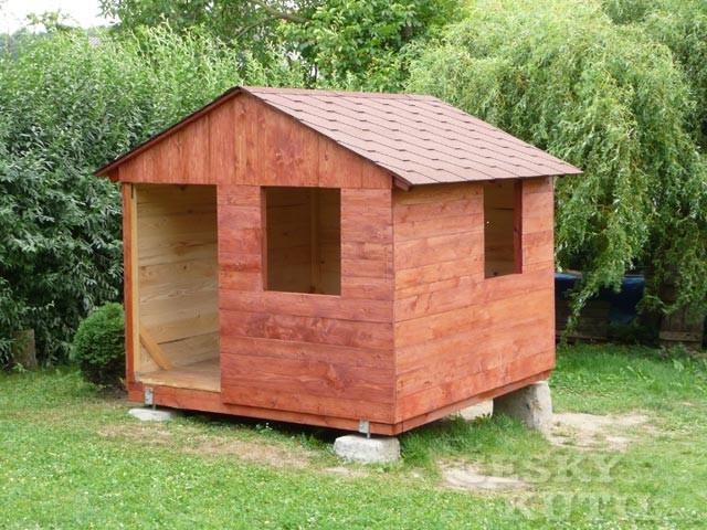 Zahradní domek pro dítě – 2. díl