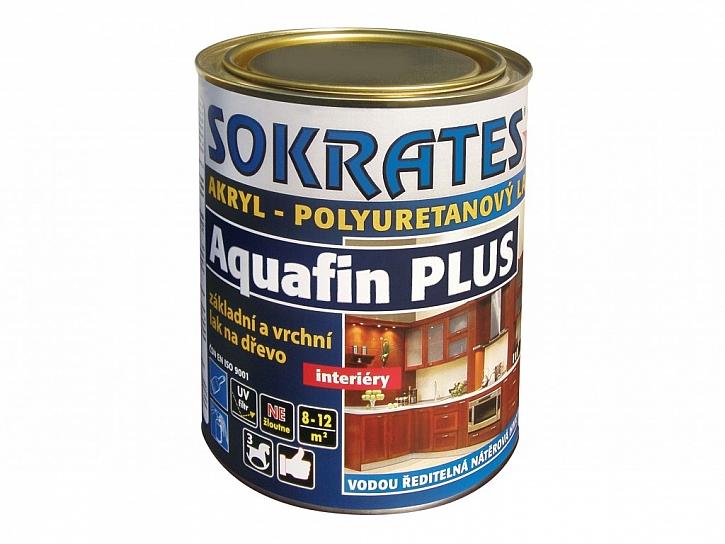 Barvy SOKRATES pro povrchovou úpravu dřeva a ostatní materiály