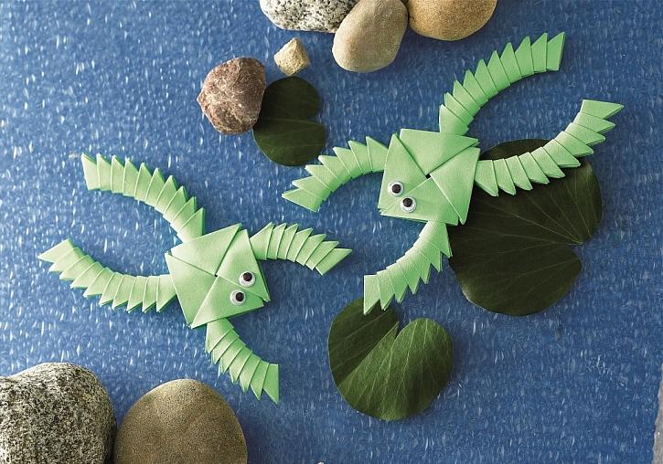 Tangrami - Drzé žáby