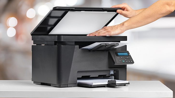 Multifunkční tiskárna je praktický pomocník do každé domácí kanceláře (Zdroj: Depositphotos)