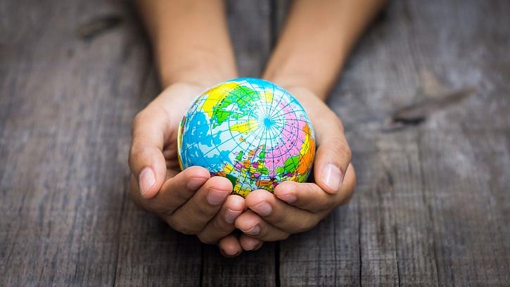 Svět na dlani