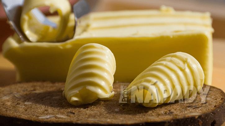 Proč máslo jíst? Protože je zdravé!