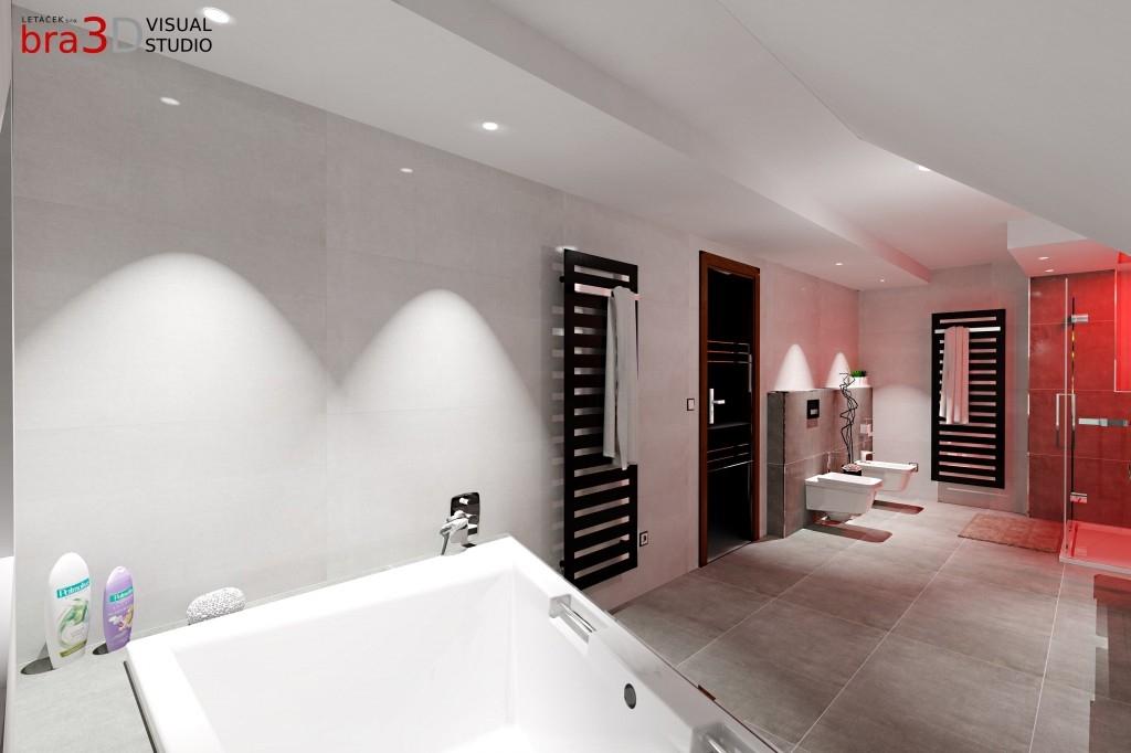 Inspirace pro koupelny - 20 nejlepších návrhů koupelen s designovými radiátory Zehnder - 1. díl