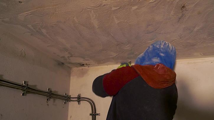 Zateplení stropu