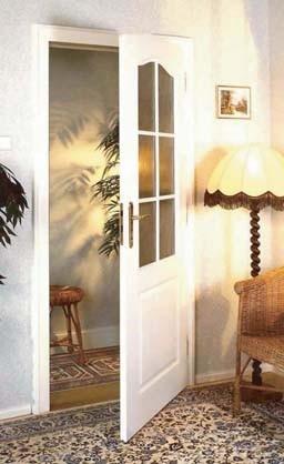 Nové dveře změní interiér