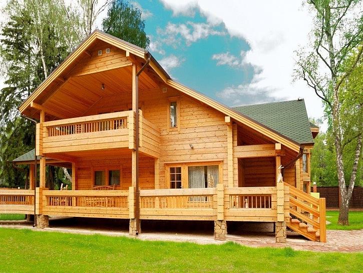 Dřevo v exteriéru - venkovní nátěry