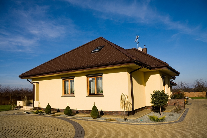 Je lepší pořídit si byt nebo dům? (Zdroj: Depositphotos)
