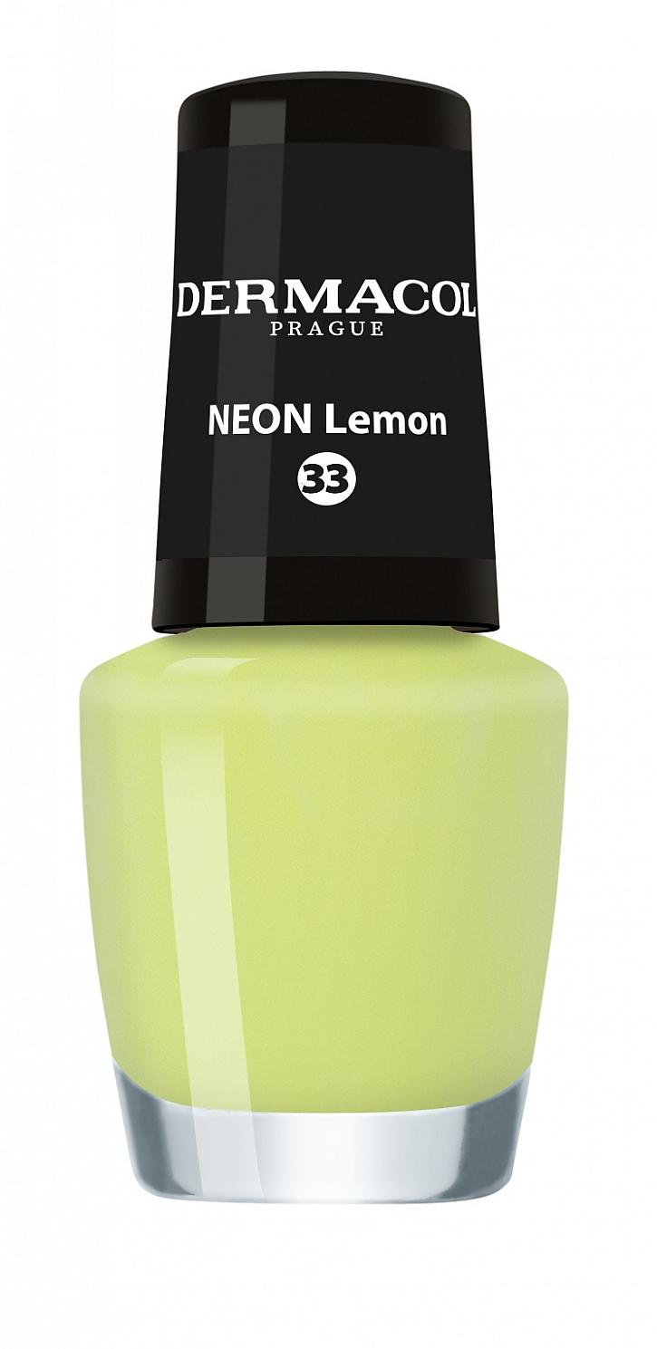 3496 NEON Lak 33 Lemon