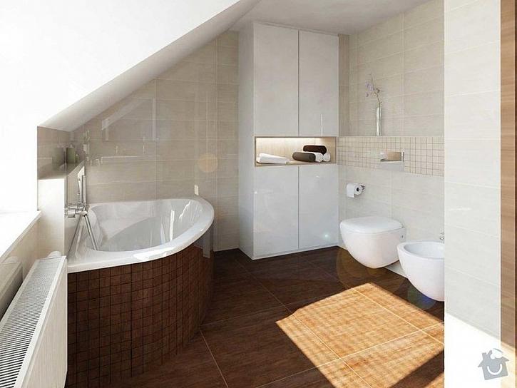 S dobrou přípravou lze zrekonstruovat každou koupelnu
