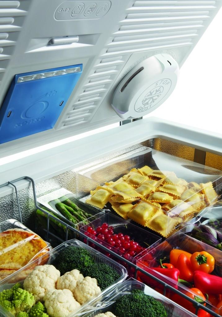 Až čtyřikrát déle čerstvé potraviny díky aktivní kontrole teplot