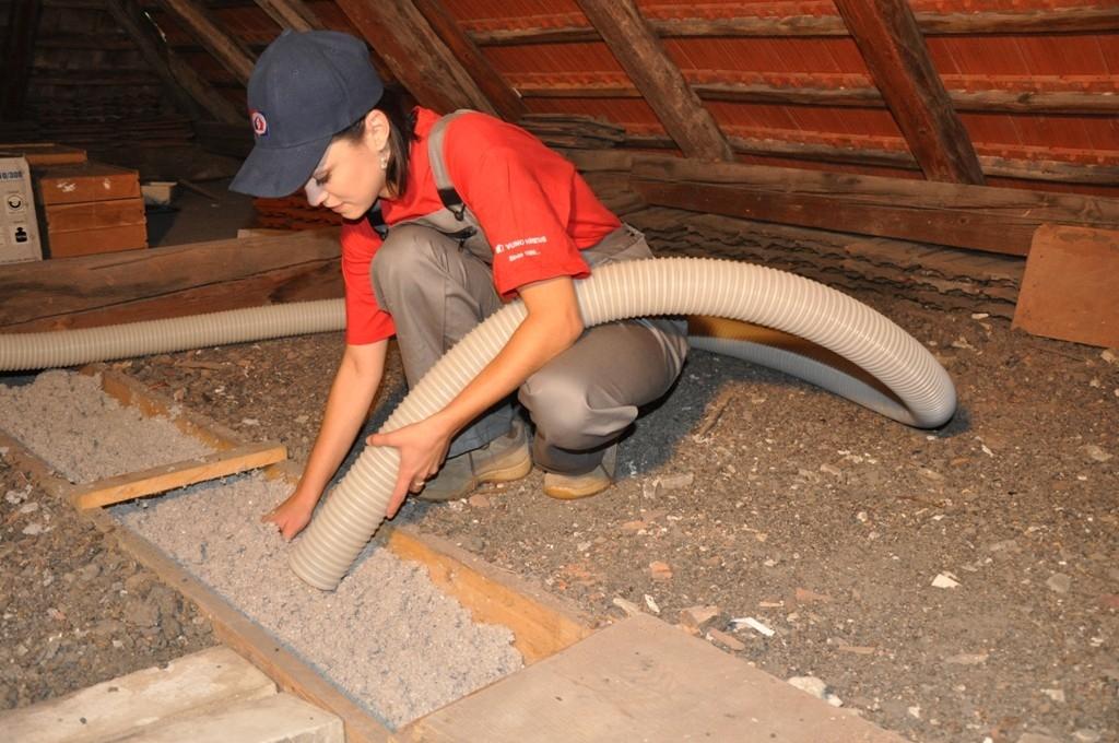 Systém materiálů pro izolace tepelné i akustické - to je COMPRI