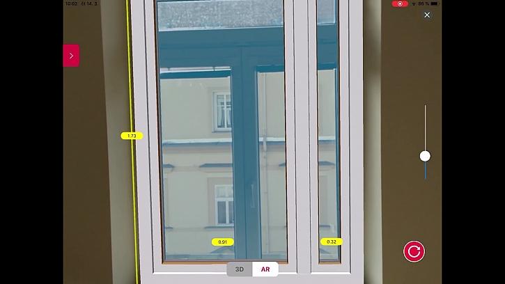 Budoucí okna si nepředstavujte… aplikace s rozšířenou realitou vám je ukáže