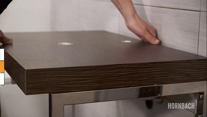 Jak připevnit umyvadlo na desku: krok za krokem