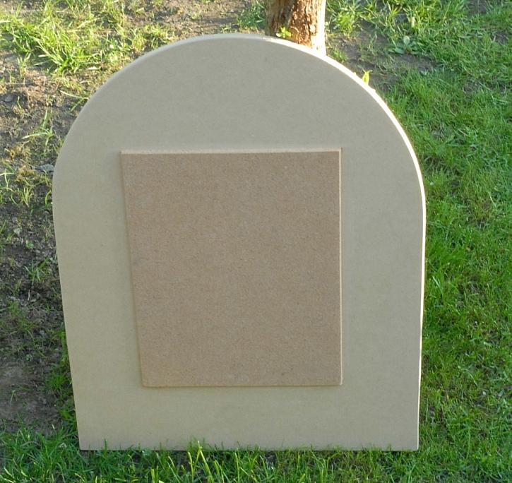 Výroba nástěnky z MDF desky a výřezů z překližky