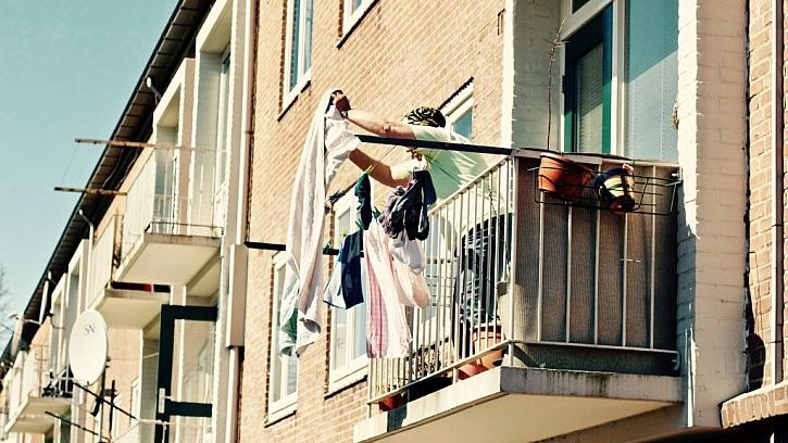 Nejen sušení prádla a větrání peřin - balkón lze využít i jinak
