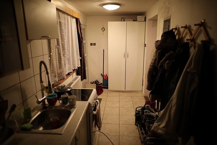 Rekonstrukce rodinného domu pro maminku, která bojuje se zákeřnou nemocí