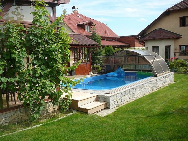 V kvalitě vítězí laminátové zahradní bazény