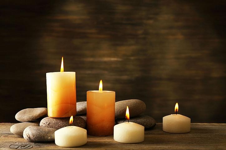 Aroma svíčky