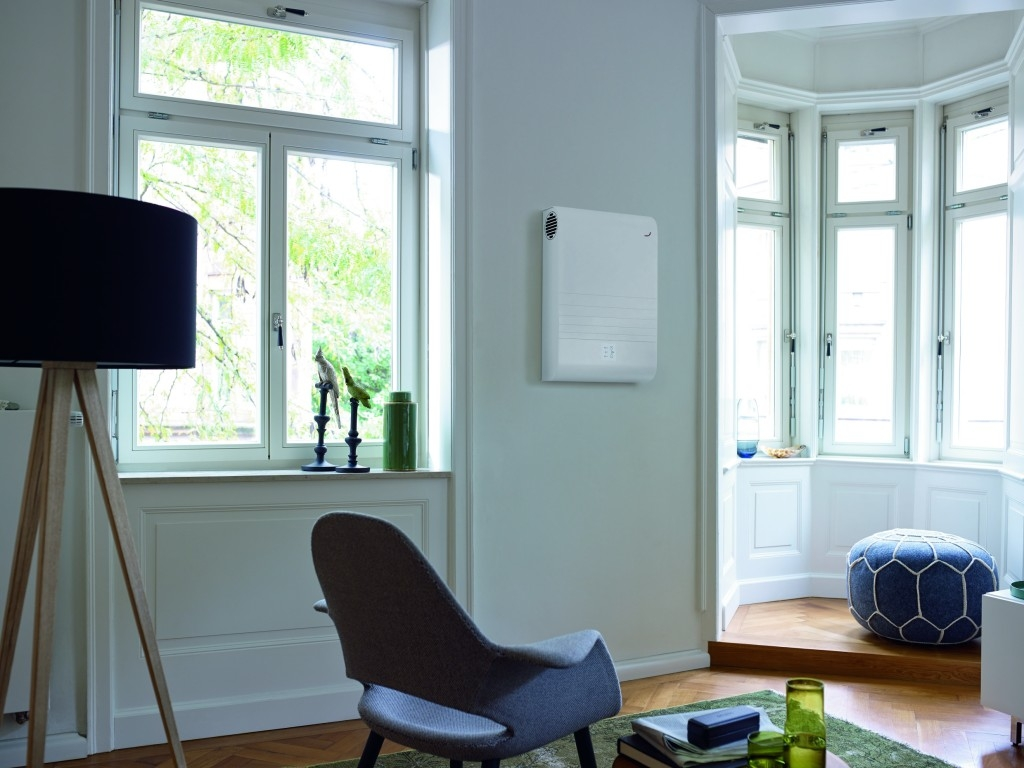 Decentrální systémy řízeného větrání Zehnder: rychlá cesta ke zdravému bydlení