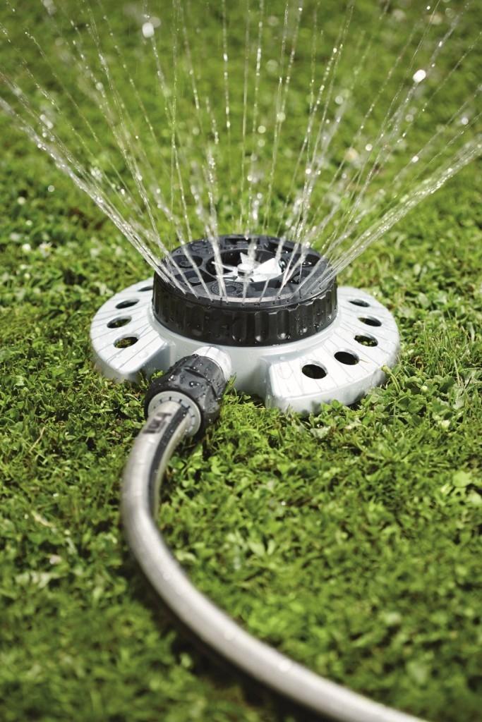 Prvky zahradního zavlažování