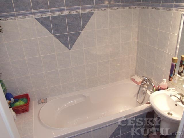 Koupelna pro velkou rodinu