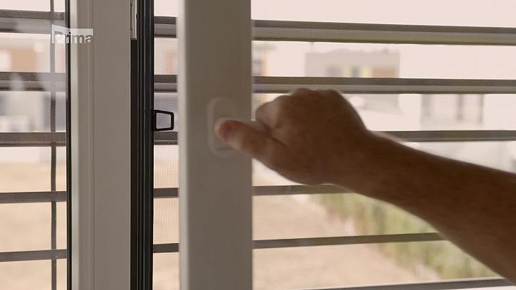 Otevírání okna