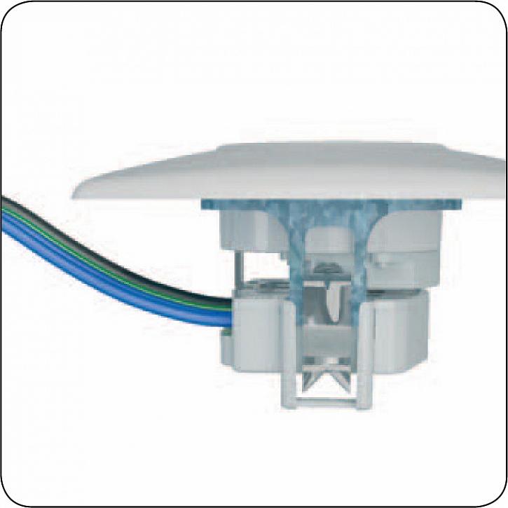 Uspořádané svorky vodiče mohou být odizolované v jednotné délce. Pokud jsou vodiče ze stejné strany, lépe se upevňují v krabici.