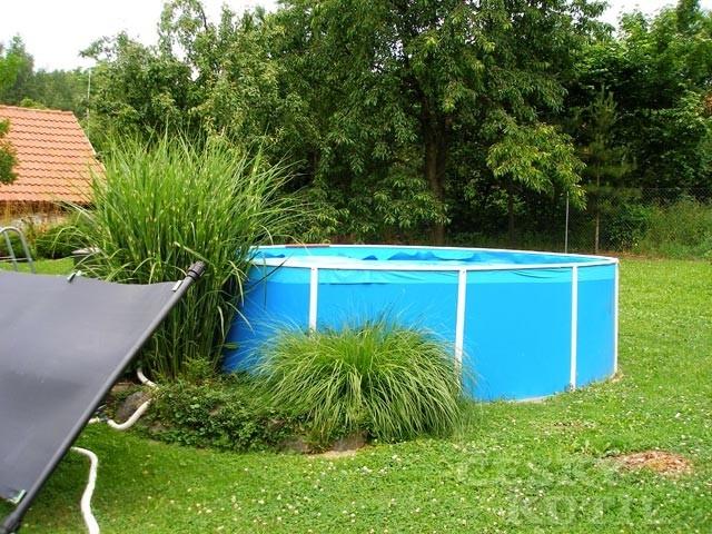 Technologická zařízení bazénu