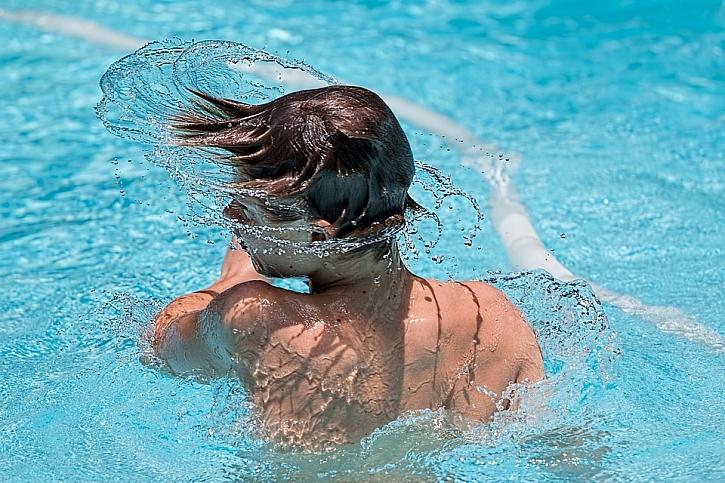 Správnou hodnotu pH vody v bazénu je důležité hlídat (Zdroj: WEBTIP)