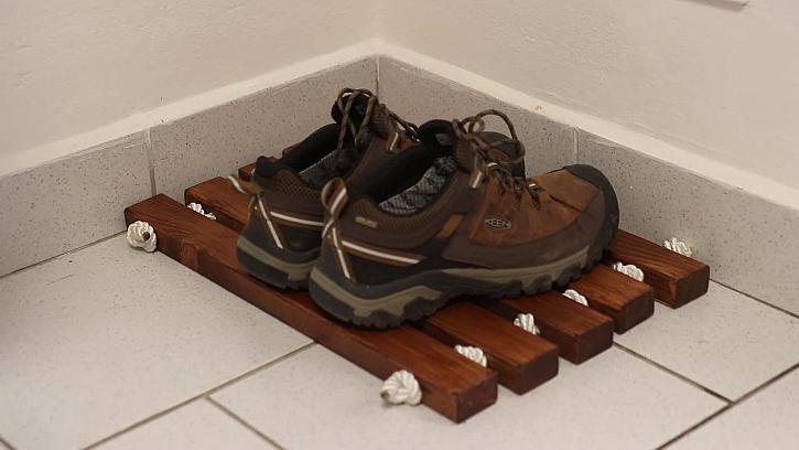 Rohožka pod boty