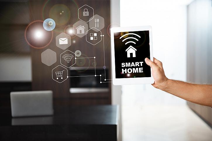 Tablet, smart home