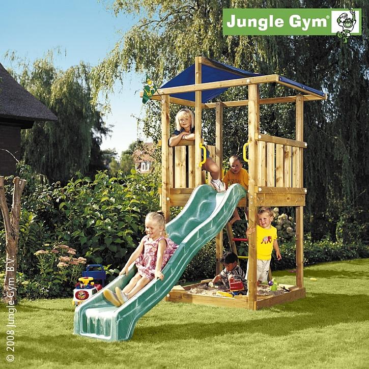 Moderní dětská hřiště