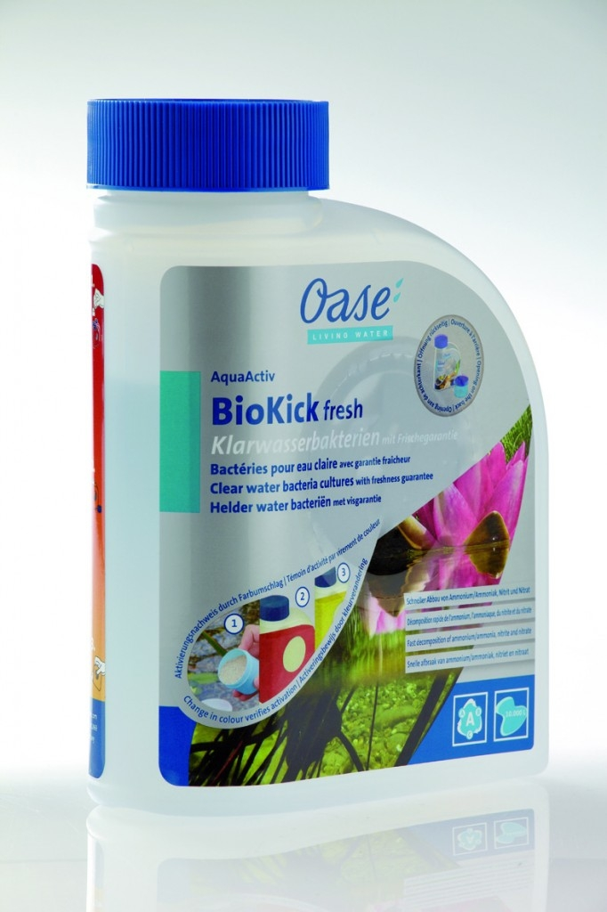 Startovací bakterie Biokick