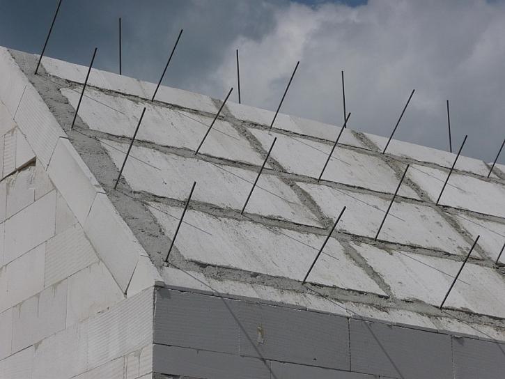 Co všechno střecha Ytong umí?