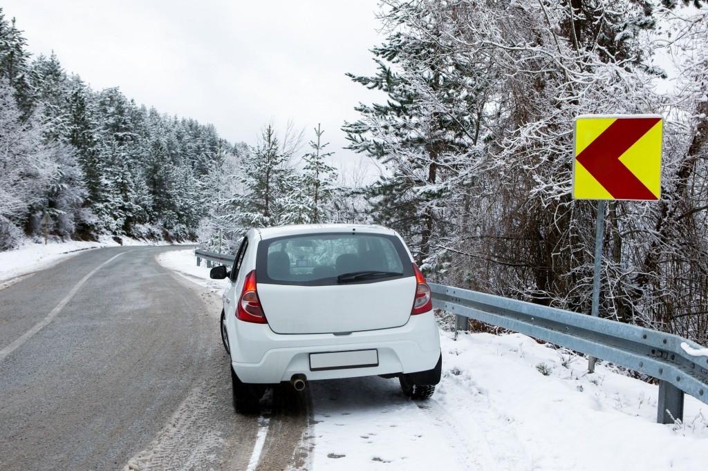 Jak na provoz auta v zimě, aby mráz nenapáchal škody