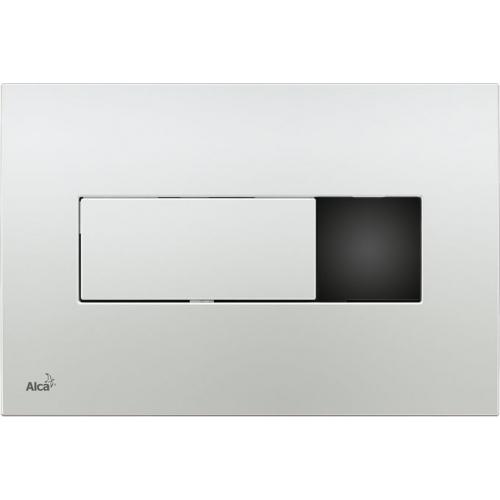 ALCAPLAST Ovládací tlačítko splachovací M371S (chrom-lesk) se senzorem