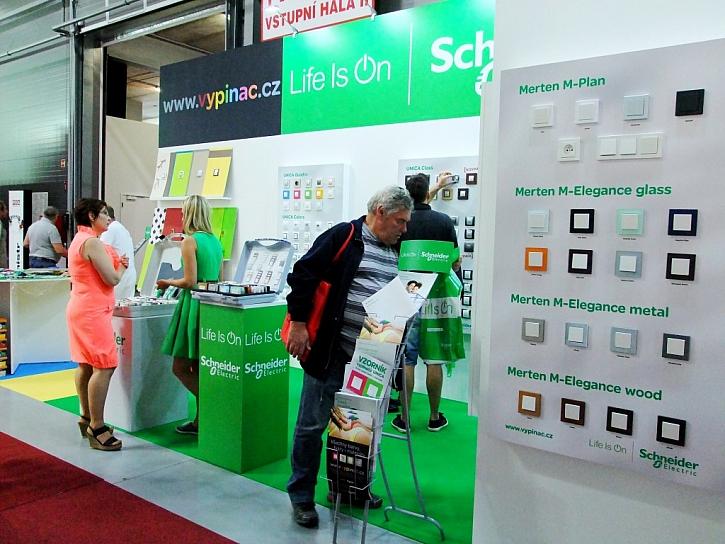 Schneider Electric představí na For Arch také systém inteligentního domu