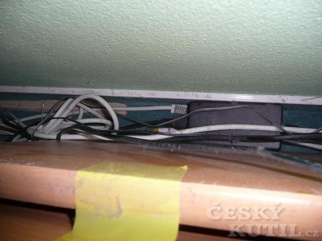 Antikutil - neposedné kabely já mám