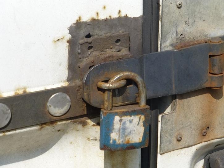 Antikutil – auto dobře zamčené