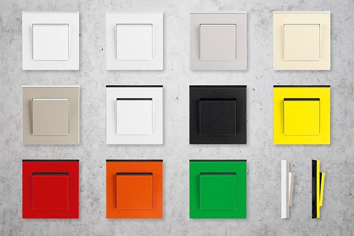 Mladí designéři mají barevnou aneb Vypínače Levit®