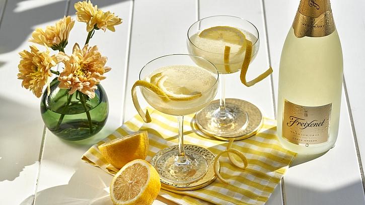 Citronovo zazvorova prskavka 1