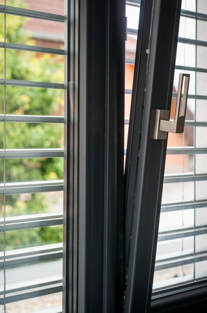 Inoutic ALU-look – hliníkový vzhled pro PVC okna