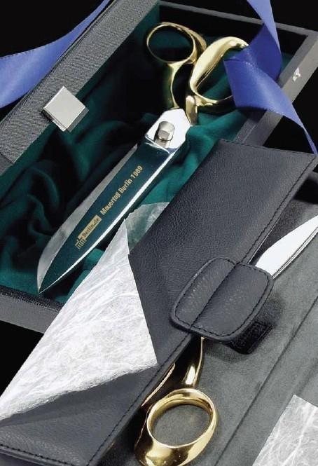 Tip na vánoční dárek – nůžky Solingen