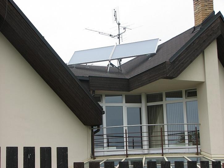 Nejlepší instalace solárních systémů