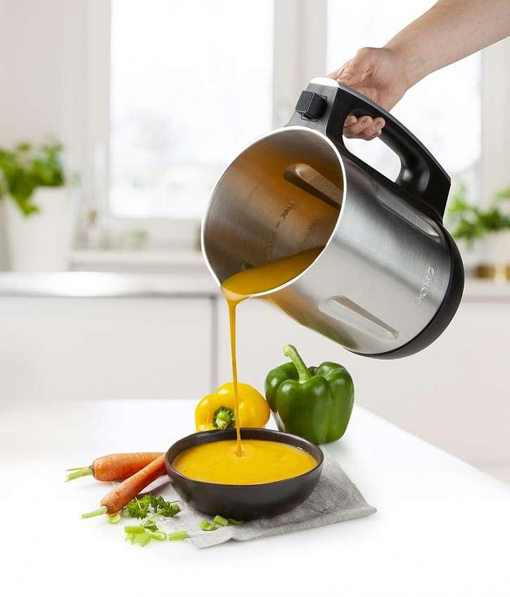 Soutěž z Receptáře: Vyhrajte automatický polévkovar DOMO