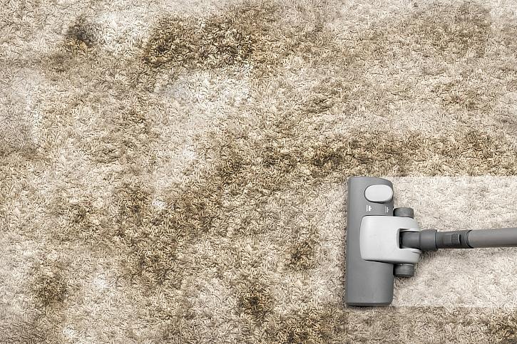 Tipy, jak vyčistit koberec snadno a rychle (Zdroj: Depositphotos)