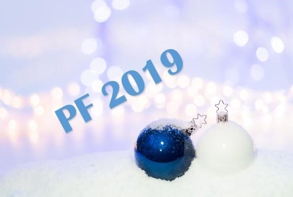 Vše nejlepší do nového roku 2019